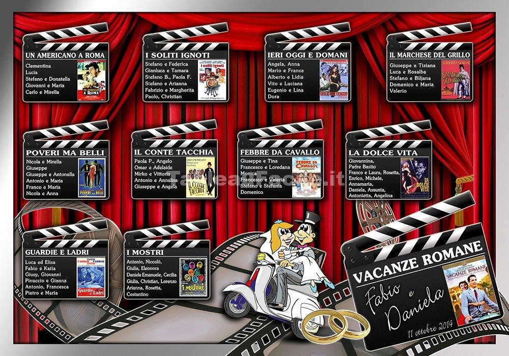Tableau Cinema Locandine Film Ciak