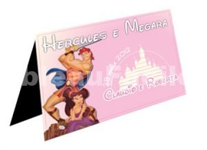 segnatavolo_Rosa_con_Coppie_cartoon_disney_1